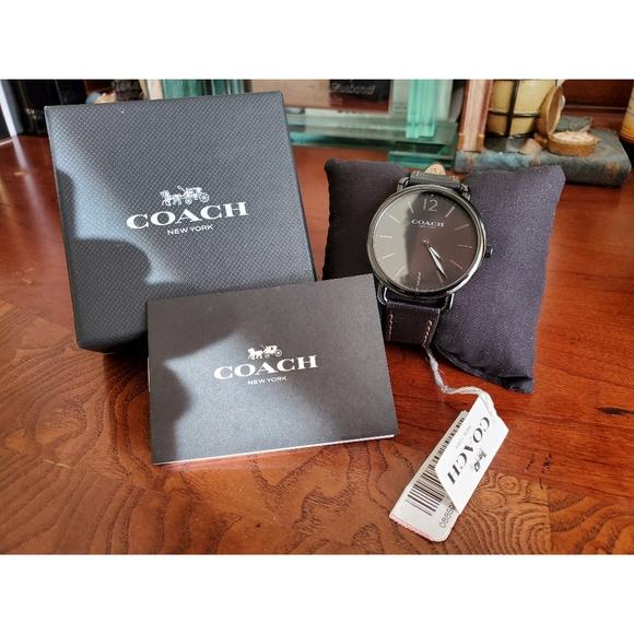 Coach Other - Coach men's Watch